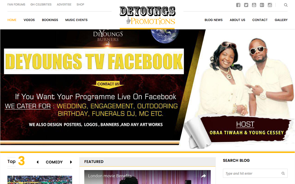 Deyoungs Promotions